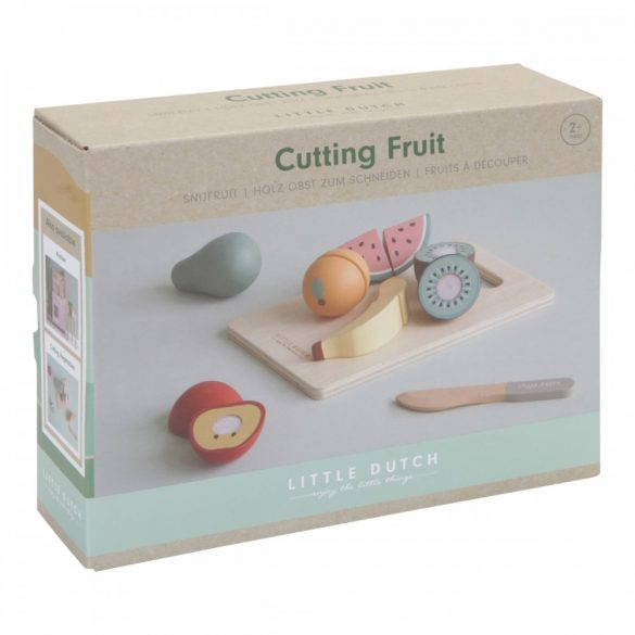 Little Dutch vágható gyümölcs