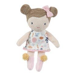 Rosa baba - rongybaba - 10 cm - Little Dutch - 4520