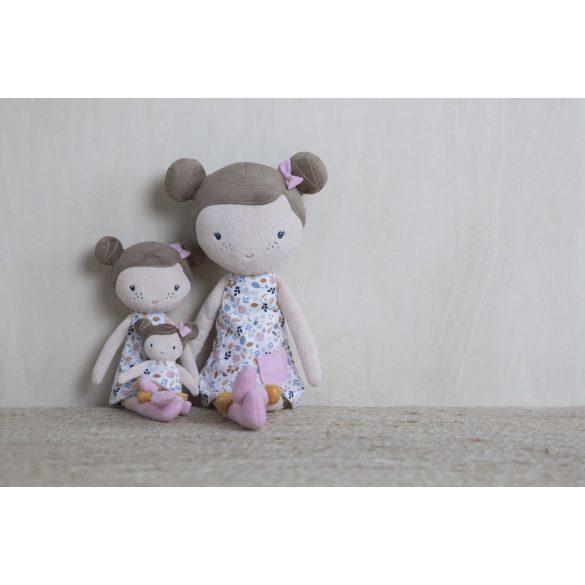 Rosa baba - rongybaba - 35 cm - Little Dutch - 4521