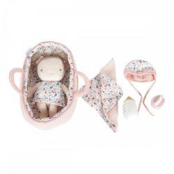 Little Dutch Rosa baba mózeskosárban