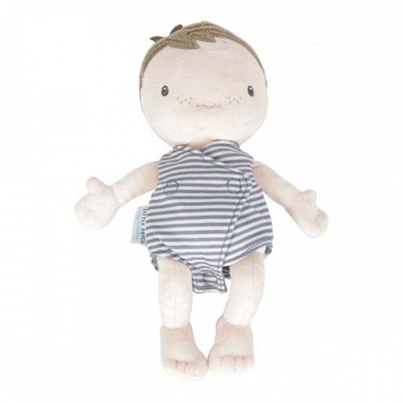 Little Dutch Jim baba mózeskosárban