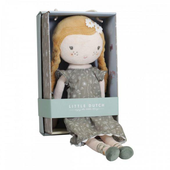 Little Dutch Julia 35 cm-es puha textilbaba