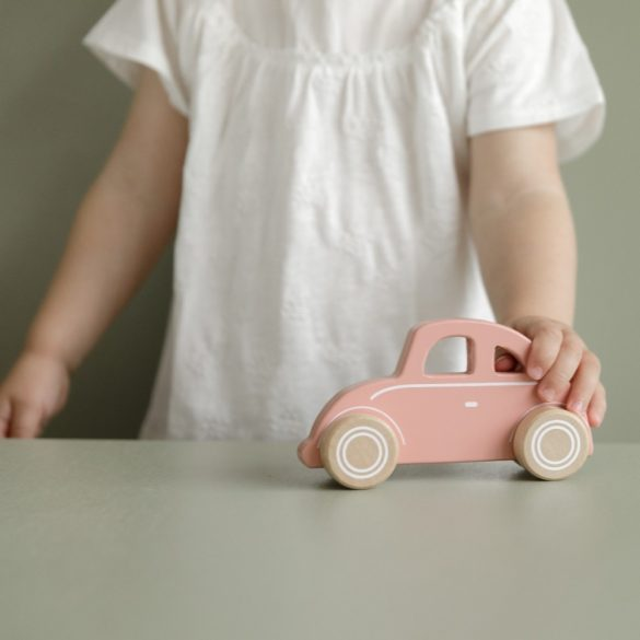 Little Dutch pink autó Beetle
