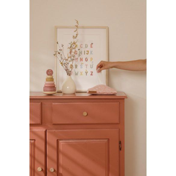 Little Dutch montessori torony - pink