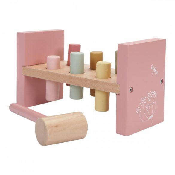 Little Dutch pink kalapálós játék