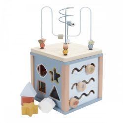 Little Dutch készségfejlesztő kocka - óceán