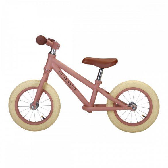 Futóbicikli adventure pink - Little Dutch -4540