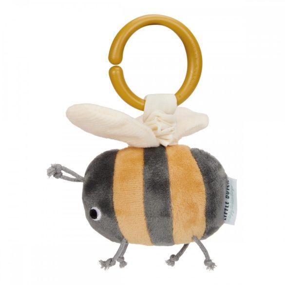 Little Dutch felhúzható plüss méhecske