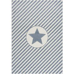 Gyerekszőnyeg Livone DECOSTAR kék fehér 120x180