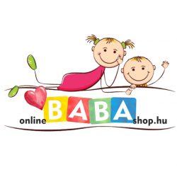 Livone gyerek szőnyeg szürke-rózsaszín pöttyös 160x230 cm