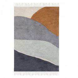 Kék horizont, 130x90 cm-es Little Dutch gyerekszőnyeg