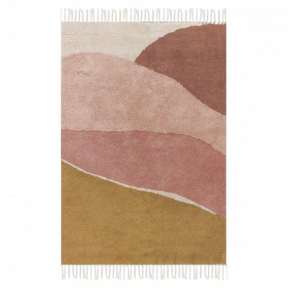 Pink horizont, 130x90 cm-es Little Dutch gyerekszőnyeg