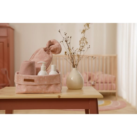 Little Dutch vad virágok pink rácsvédő