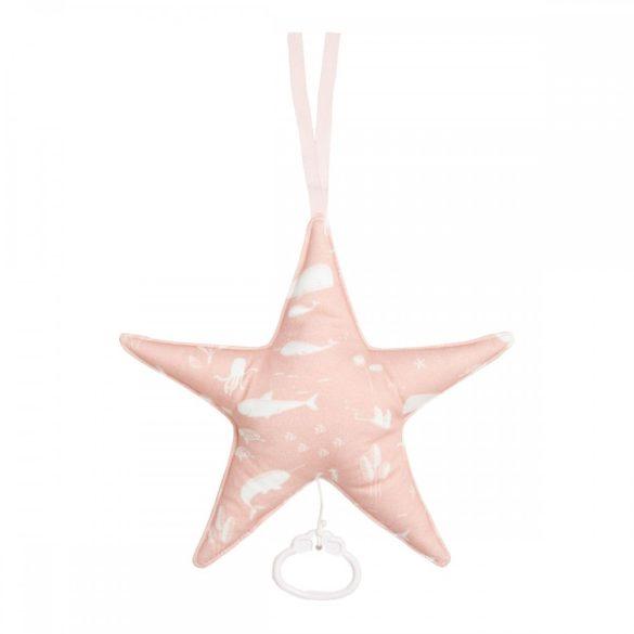 Little Dutch csillag alakú zenélő játék óceán pink
