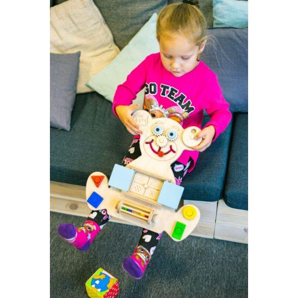BeLoved Boards macis matatófal mini