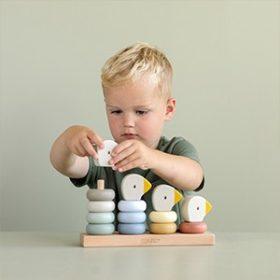 Készségfejlesztő játékok 1 éves kortól