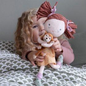 Textil babák